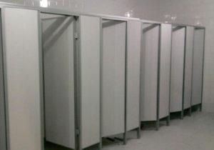 divisorias para banheiros